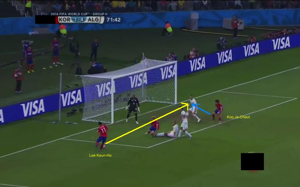 korea goal 2d